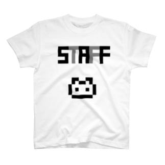 STAFF(ドット) T-shirts