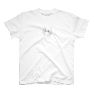 ユウウツ▼ムラサキ▼ガール▼ T-shirts