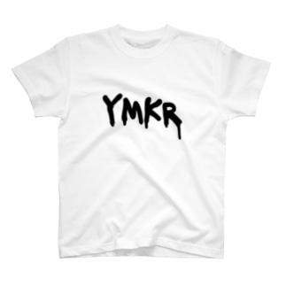 YMKR black T-shirts