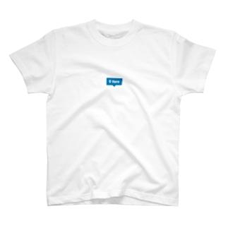 I'm Here. T-Shirt