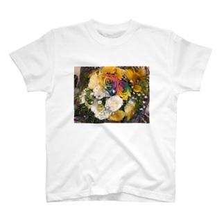 送別会の花 T-shirts
