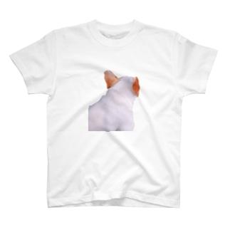 フレンチブルドッグ  T-shirts