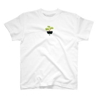 盆栽。 T-shirts