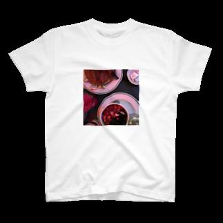 chomochiのmorning 2 T-shirts