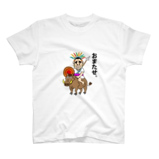 ステテコおやじシリーズ T-shirts