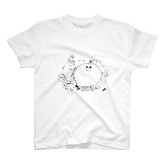 ハハハ T-shirts