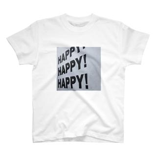 happy T-shirts