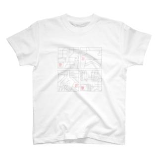 イソップ寓話 T-shirts