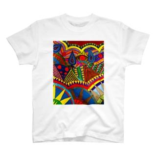 The world T-shirts