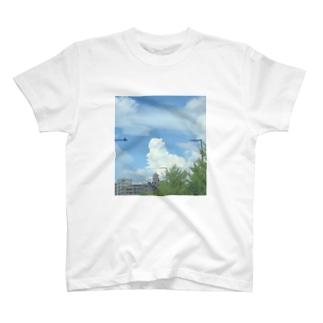 横顔GUMO T-shirts