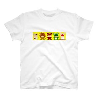 きぐるみんきっず T-shirts