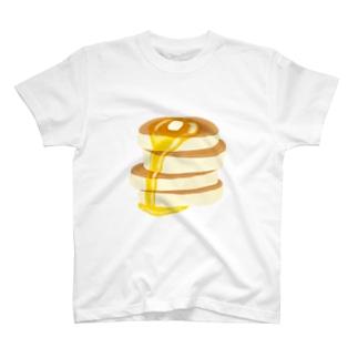 パンケーキT T-shirts