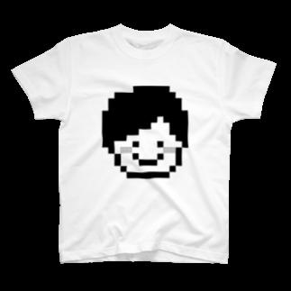 giraffe_bbbのにこにこボーイ Tシャツ
