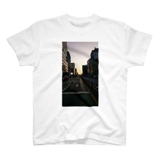 カンコクノマチナミ -韓国の町並み- T-shirts