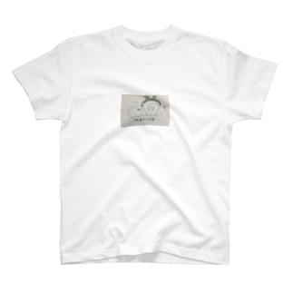抜歯中の臼歯ちゃん T-shirts
