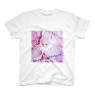 cherryco.custom blythe T-shirts
