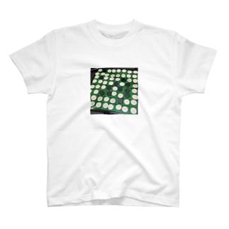 白圧勝 T-shirts