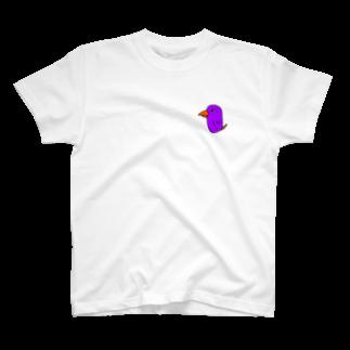 wwchipwwの鳥的な T-shirts