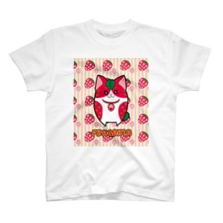 [フルーツ猫シリーズ]フラガリア T-shirts