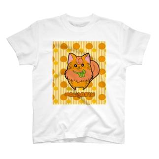 [フルーツ猫シリーズ]マンダリン T-shirts