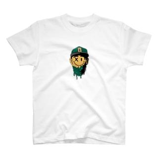 トロけるスマイル T-shirts