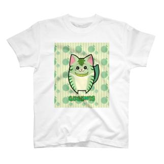 [フルーツ猫シリーズ]ククミス T-shirts