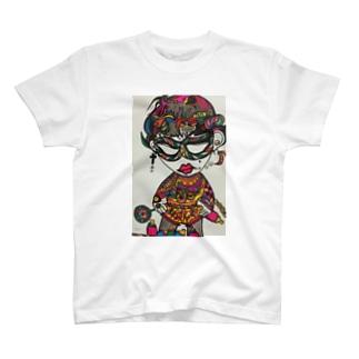 がきがき T-shirts