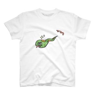 新しい私 T-shirts