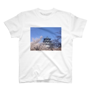 弘前城 T-shirts