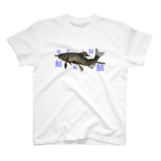 鮎鮎鮎 T-shirts