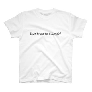 メッセージTシャツ T-shirts