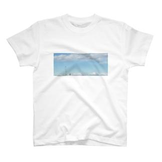 通勤中の景色 T-shirts