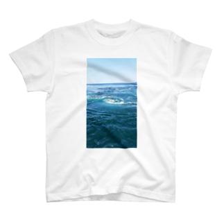 渦潮 T-shirts