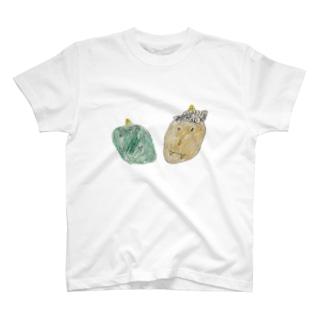 こわがりオニくん T-shirts