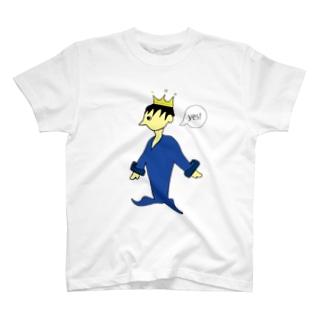王子さま T-shirts