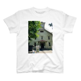 北海道時計台 T-shirts