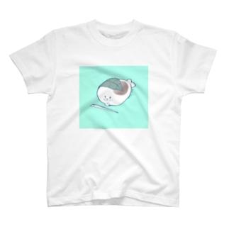 水饅獣くん T-shirts