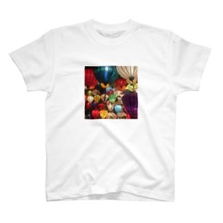 ホイアンの夜 T-shirts