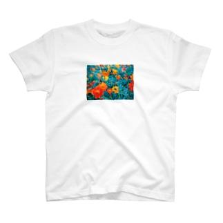 コスモス T-shirts