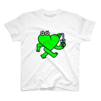心生命体るぶだぶ T-shirts