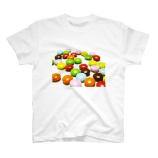 マーブルチョコ T-shirts
