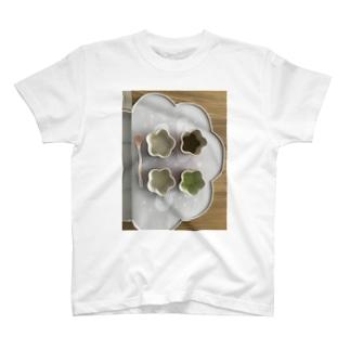 離乳食記録 T-shirts