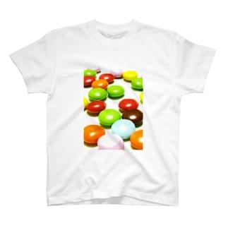 マーブルチョコ2 T-shirts