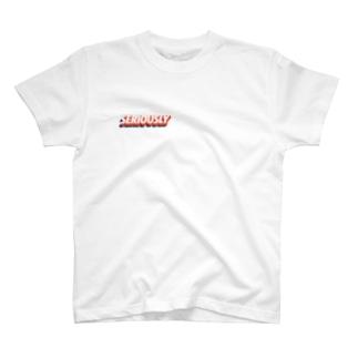 Seriously!  T-shirts