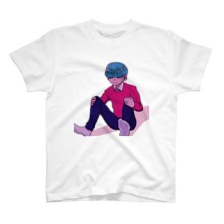 ダイタンニムクチ T-shirts