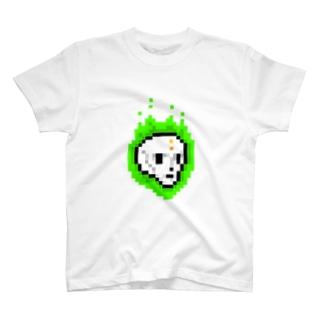 Skull of Zotar  T-shirts