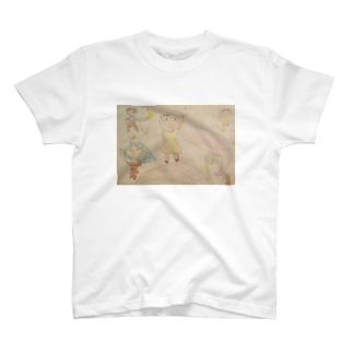 フェアリー家族 T-shirts