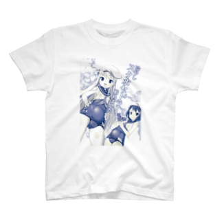 スク水セーラー T-shirts