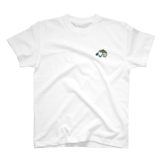 雨ふり楽しい T-shirts