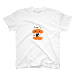 かぼちゃねこ T-shirts